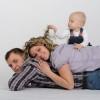 Műtermi családfotózás